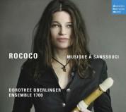 Dorothee Oberlinger, Ensemble 1900: Rococo: Musique A Sanssouci - CD