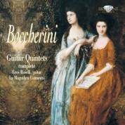 Eros Roselli, La Magnifica Comunità, Enrico Casazza: Boccherini: Complete Guitar Quintets - CD