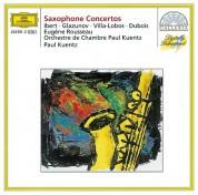 Eugène Rousseau, Orchestre de Chambre Paul Kuentz, Paul Kuentz: Saxophonkonzerte - CD