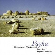 Mahmoud Turkmani: Fayka - CD