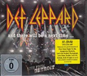 Def Leppard: And There Will Be a Next Time... Live from Detroit - CD