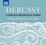 Çeşitli Sanatçılar: Debussy: Complete Orchestral Works - CD