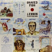 John Lennon, Plastic Ono Band: Shaved Fish - Plak