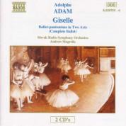 Adam: Giselle (Complete Ballet) - CD