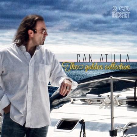 Can Atilla: The Golden Collection - CD