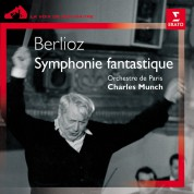 Orchestre de Paris, Charles Munch: Berlioz: Symphonie Fantastique - CD