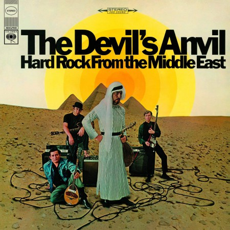 The Devil's Anvil: Hard Rock from the Middle East - Plak