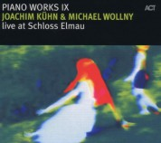 Joachim Kühn, Michael Wollny: Joachim Kühn & Michael Wollny live at Schloss Elmau - CD