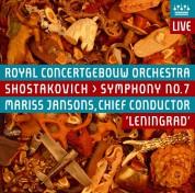Mariss Jansons, Royal Concertgebouw Orchestra: Shostakovich - Symphony No 7 ''Leningrad'' - SACD