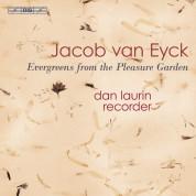 Dan Laurin: Jacob van Eyck: Evergreens from the Pleasure Garden - CD
