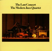 The Modern Jazz Quartet: The Last Concert - CD
