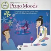 Çeşitli Sanatçılar: JazzExpress Presents Piano Moods - CD