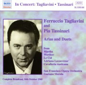Tagliavini, Ferruccio / Tassinari, Pia: Arias and Duets (1949) - CD