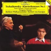 Berliner Philharmoniker, Herbert von Karajan, Yevgeny Kissin: Tchaikovsky/ Scriabin: Piano Concerto No. 1 + - CD