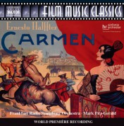 Mark Fitz-Gerald: Halffter: Carmen (music from 1926 film score) - CD