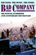 Jon Brewer: Bad Company The Official 40th Anniversary Documentary - DVD