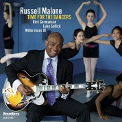Russell Malone: Time For The Dancers - CD