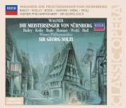 Norman Bailey, René Kollo, Hannelore Bode, Julia Hamari, Bernd Weikl, Kurt Moll, Sir Georg Solti, Wiener Philharmoniker: Wagner: Die Meistersinger Von Nürnberg - CD