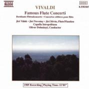 Vivaldi: Flute Concertos (Famous) - CD