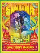 Carlos Santana: Corazon - Live From Mexico: Live It to Believe It - DVD