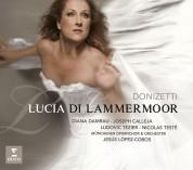 Diana Damrau, Joseph Calleja, Ludovic Tezier, Münchener Opernchor, Münchener Opernorchester, Jesus Lopez Cobos: Donizetti: Lucia di Lammermoor - CD