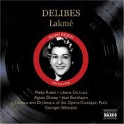 Georges Sebastian: Delibes: Lakme (Robin, Disney, Sebastian) (1952) - CD
