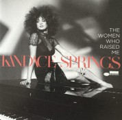 Kandace Springs: The Women Who Raised Me - Plak