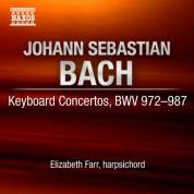 Elizabeth Farr: Bach, J.S.: Concertos for Solo Harpsichord (Complete) - CD