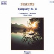 Brahms : Symphony No. 2 - CD