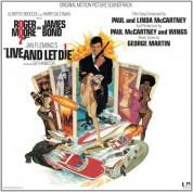 Çeşitli Sanatçılar: OST - James Bond 007 - Live And Let Die - Plak