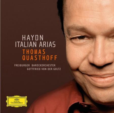 Freiburger Barockorchester, Gottfried von der Goltz, Thomas Quasthoff: Haydn: Italian Arias - CD