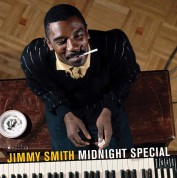 Jimmy Smith: Midnight Special - Gatefold Edition. Cover Art by Jean-Pierre Leloir. - Plak
