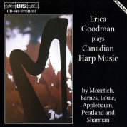 Erica Goodman: Canadian Harp Music - CD
