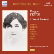 Maggie Teyte: Teyte, Maggie: A Vocal Portrait (1932-1948) - CD