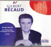 Gilbert Becaud - CD