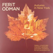Ferit Odman: Autumn in New York - Plak