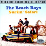 The Beach Boys: Surfin' Safari - Plak