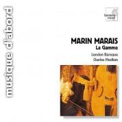 London Baroque: Marais: La Gamme - CD