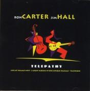Ron Carter, Jim Hall: Telepathy (Live At The Village Vanguard / Telephone) - CD