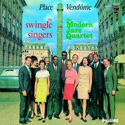The Swingle Singers: Place Vendome - CD