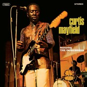 Curtis Mayfield ft. The Impressions - Plak