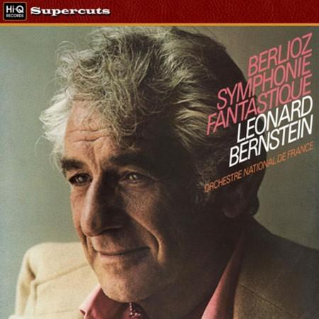 Orchestre National de France, Leonard Bernstein: Berlioz: Symphony Fantastique - Plak