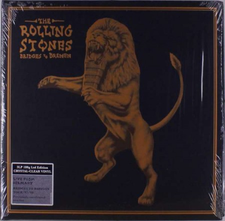 Rolling Stones: Bridges To Bremen (Limited Edition - Crystal Clear Vinyl) - Plak