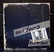 Neil Young: A Letter Home - Plak