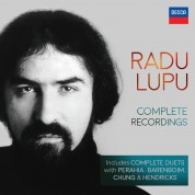 Radu Lupu: Complete Recordings - CD