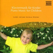 Çeşitli Sanatçılar: Piano Music for Children - CD