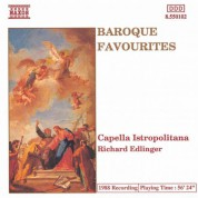 Richard Edlinger: Baroque Favourites - CD