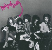 New York Dolls - Plak