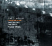 Mark Turner Quartet: Lathe Of Heaven - CD