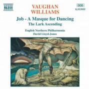 David Lloyd-Jones: Vaughan Williams: Job / The Lark Ascending - CD